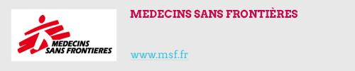 Medecins sans frontières